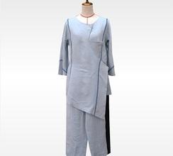 着るたびニッコリ。涼しい夏の着物で作ったおしゃれ服
